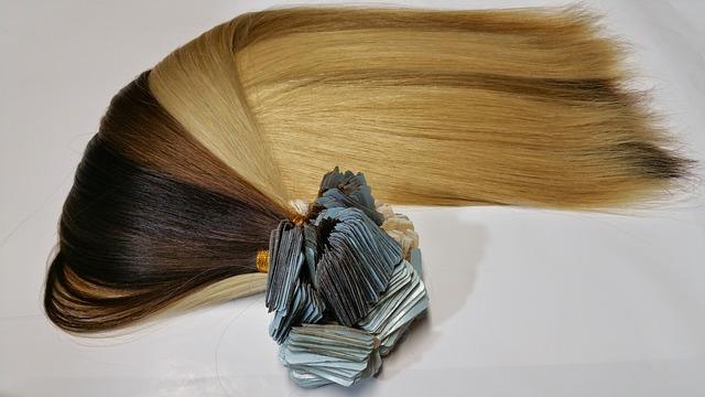 Extensions per capelli